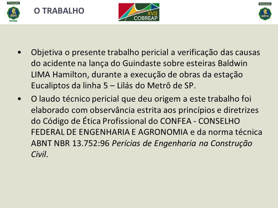 O TRABALHO