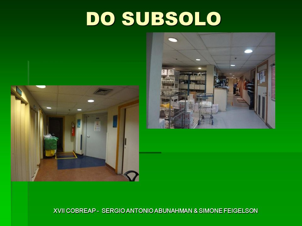 XVII COBREAP - SERGIO ANTONIO ABUNAHMAN & SIMONE FEIGELSON
