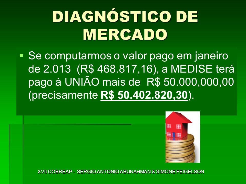 DIAGNÓSTICO DE MERCADO
