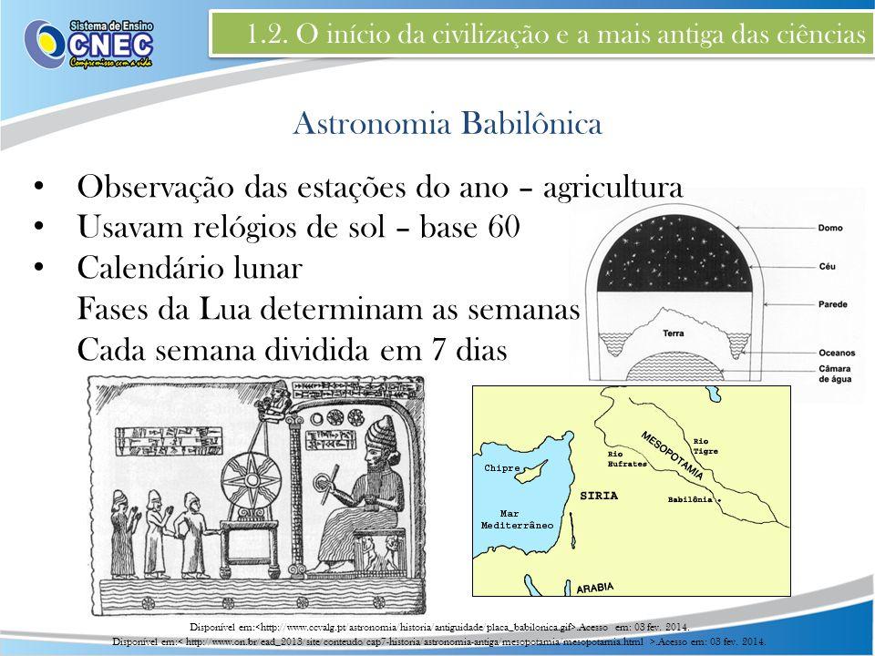 Astronomia Babilônica