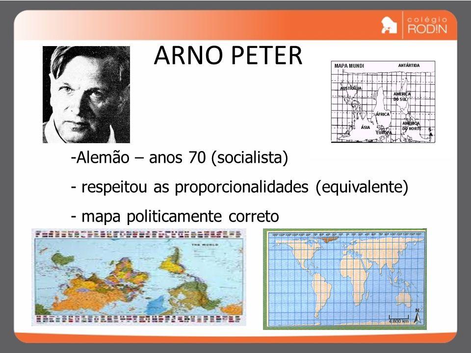 ARNO PETER Alemão – anos 70 (socialista)