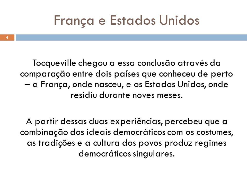 França e Estados Unidos
