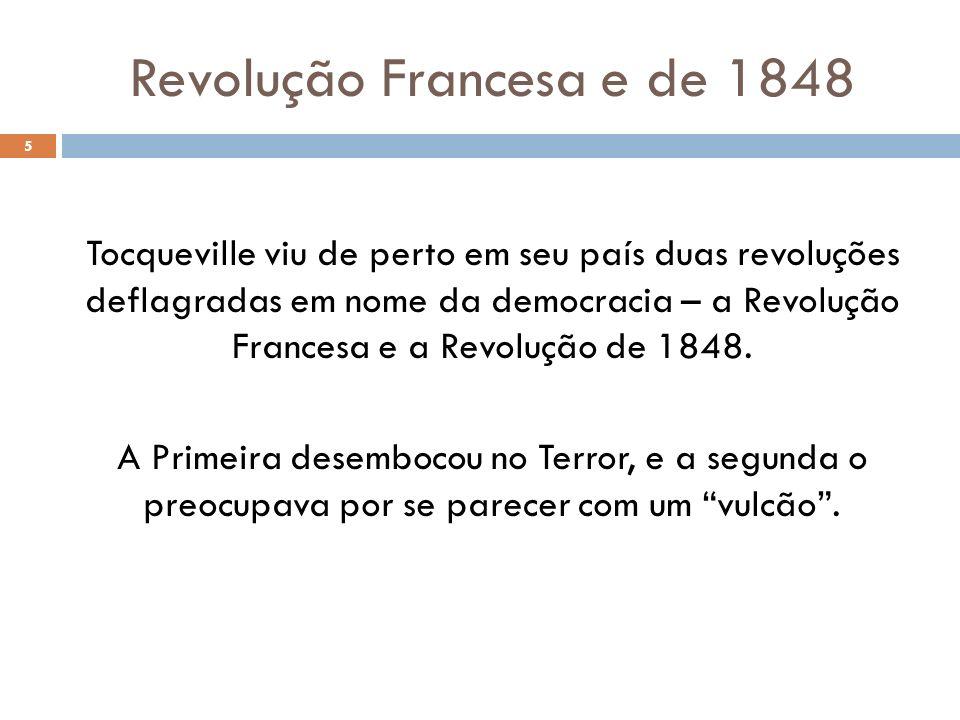 Revolução Francesa e de 1848