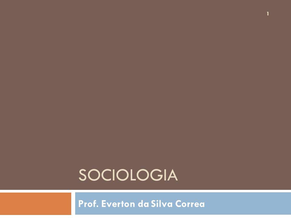 Prof. Everton da Silva Correa