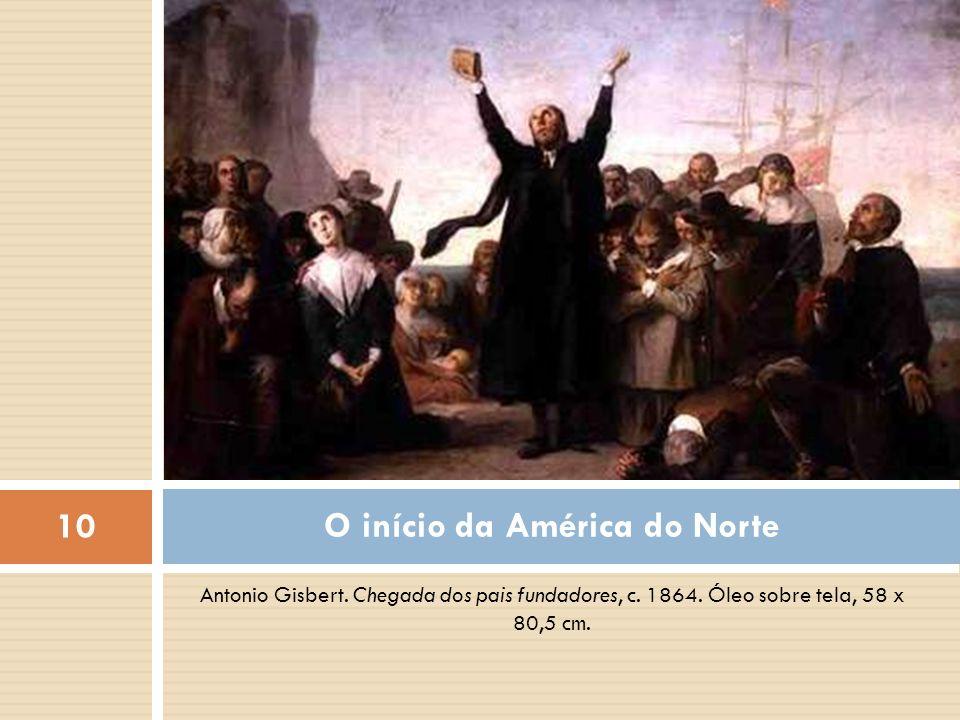 O início da América do Norte