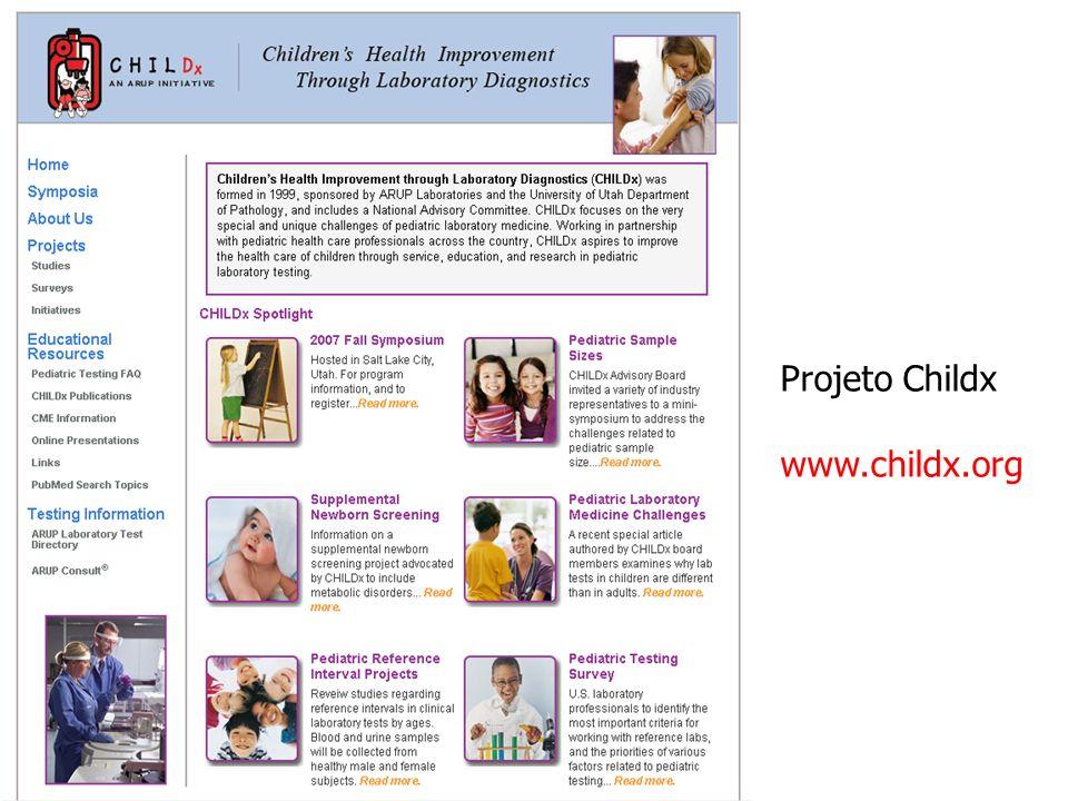 Projeto Childx www.childx.org