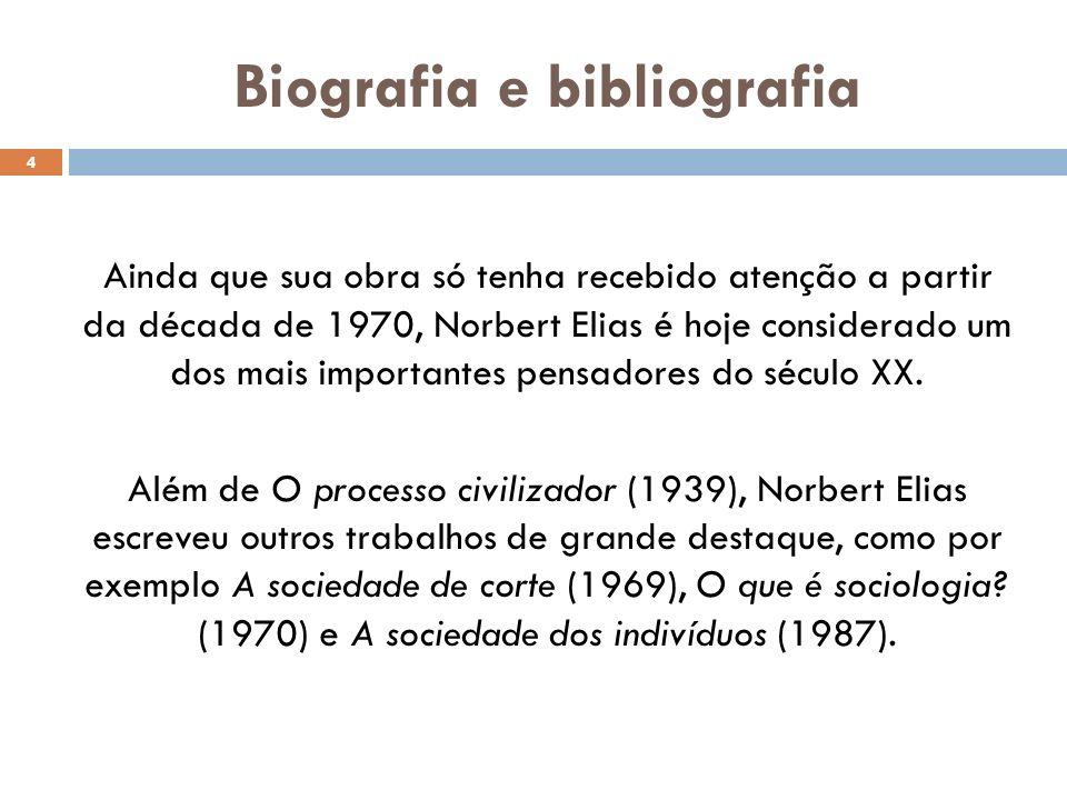 Biografia e bibliografia