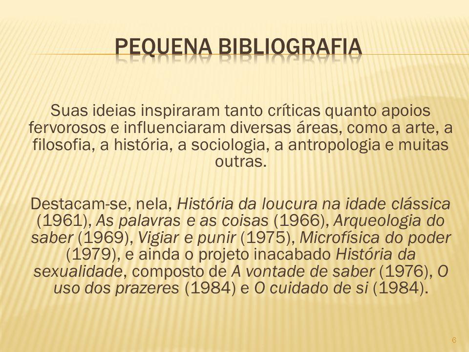 Pequena bibliografia