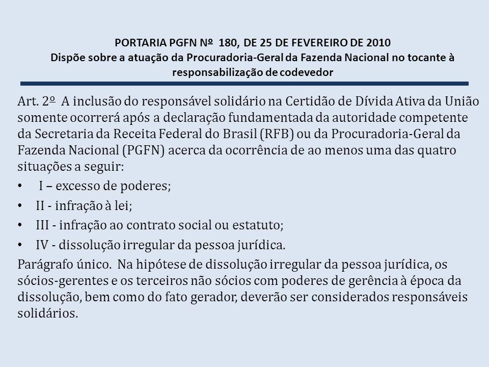 III - infração ao contrato social ou estatuto;