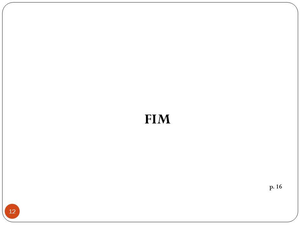 FIM p. 16