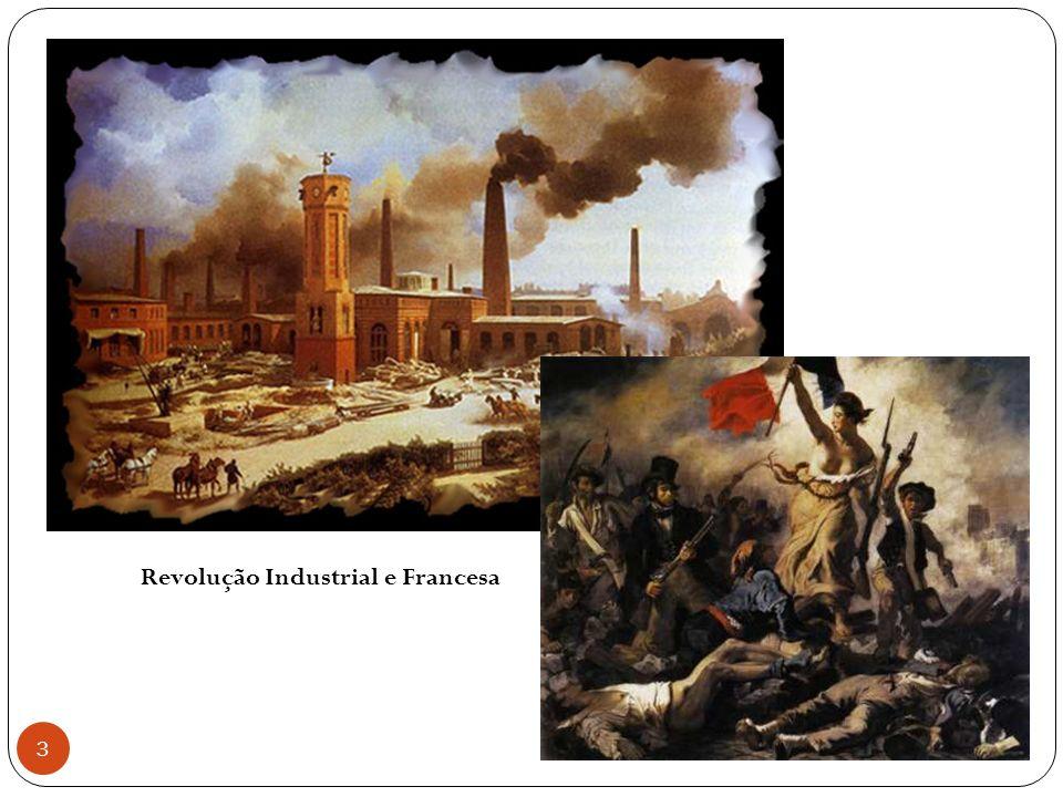 Revolução Industrial e Francesa