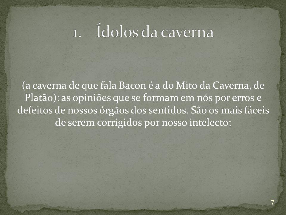 Ídolos da caverna