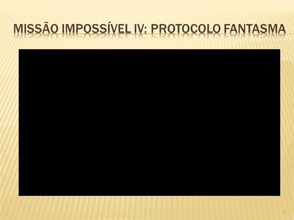 Missão Impossível IV: protocolo fantasma
