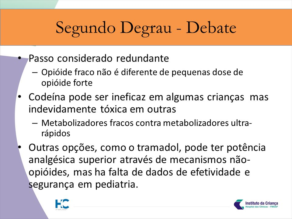 Segundo Degrau - Debate
