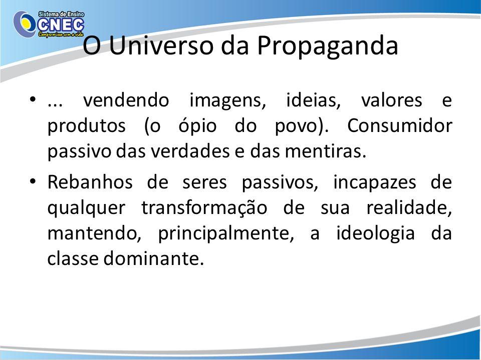 O Universo da Propaganda