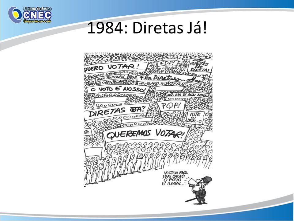 1984: Diretas Já!