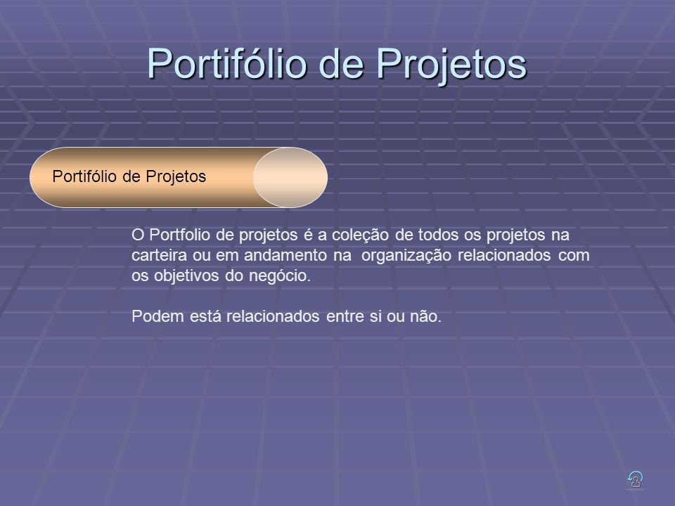 Portifólio de Projetos
