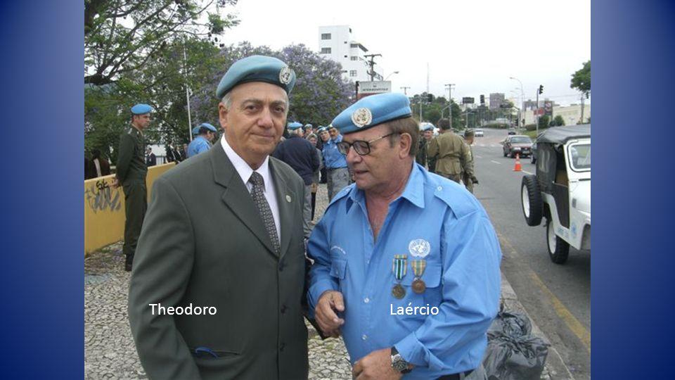 Alfredo Gramodow 11º Laércio-10º Theodoro-10º