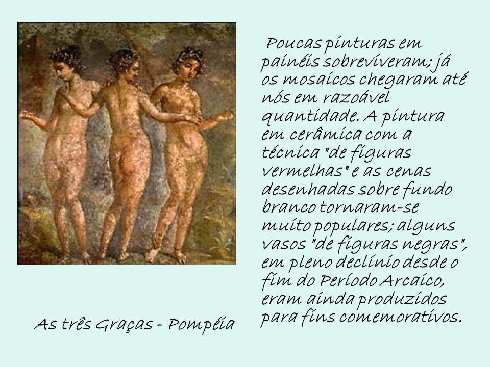 As três Graças - Pompéia