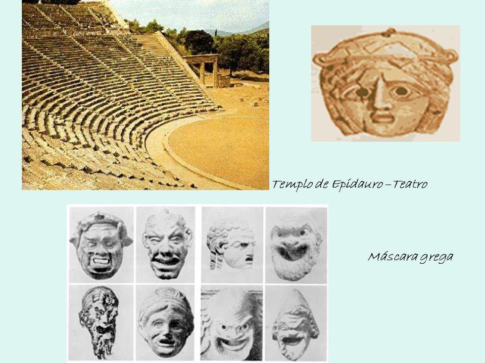 Templo de Epidauro –Teatro