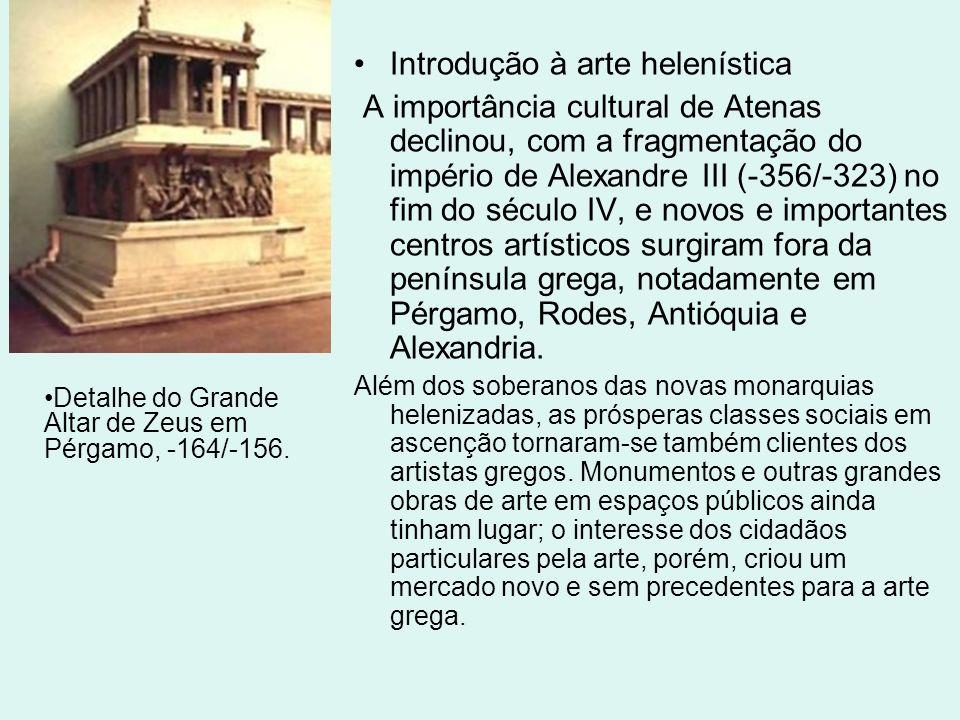 Introdução à arte helenística