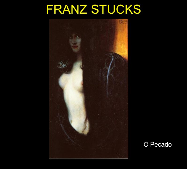 FRANZ STUCKS O Pecado