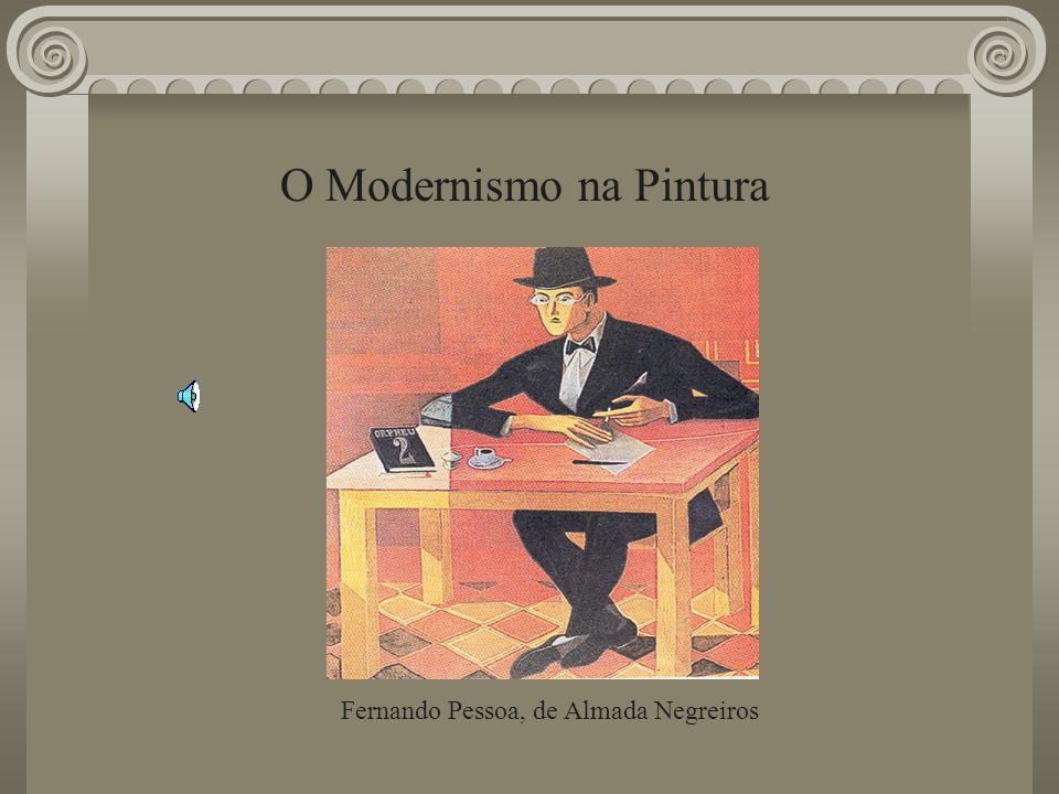 O Modernismo na Pintura