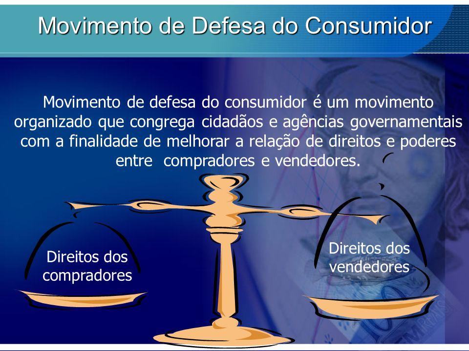 Movimento de Defesa do Consumidor
