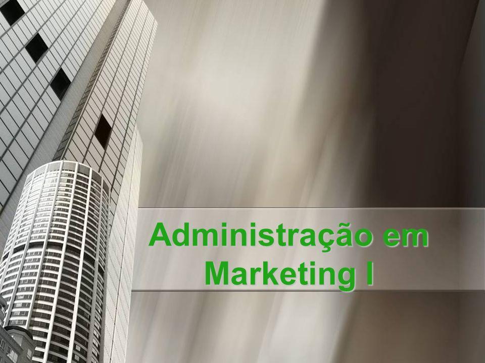 Administração em Marketing I