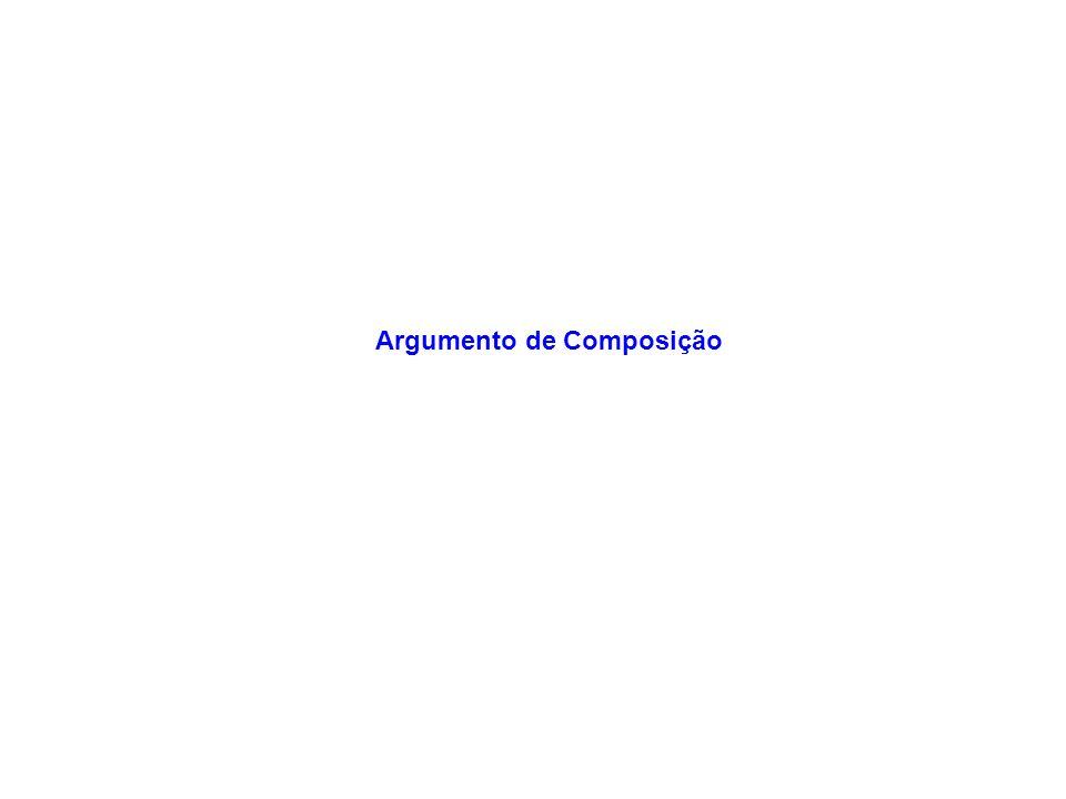 Argumento de Composição