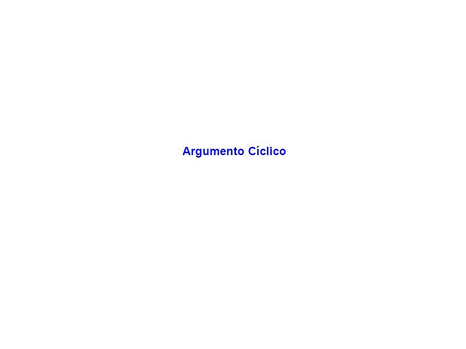 Argumento Cíclico
