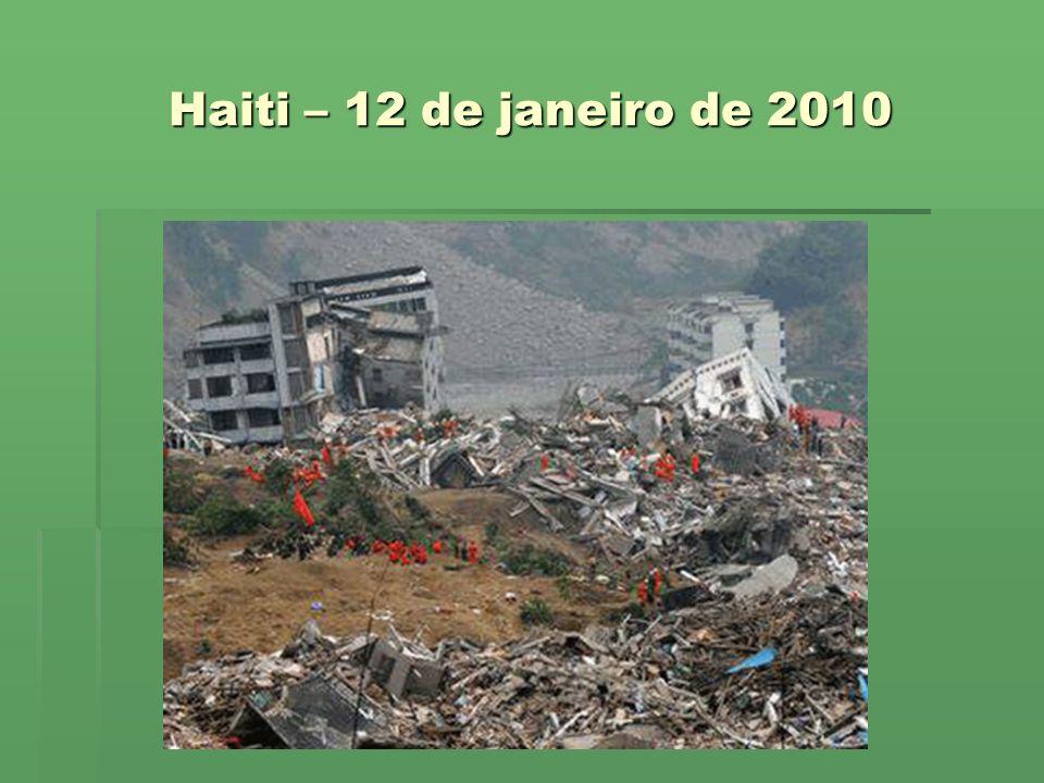 Haiti – 12 de janeiro de 2010