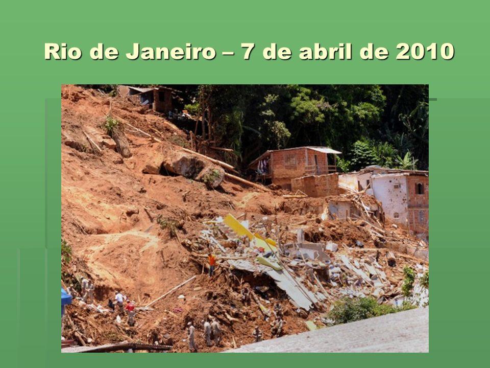 Rio de Janeiro – 7 de abril de 2010