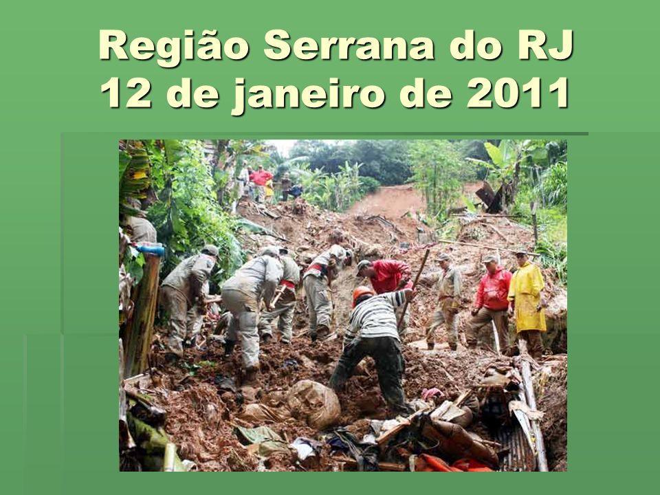 Região Serrana do RJ 12 de janeiro de 2011