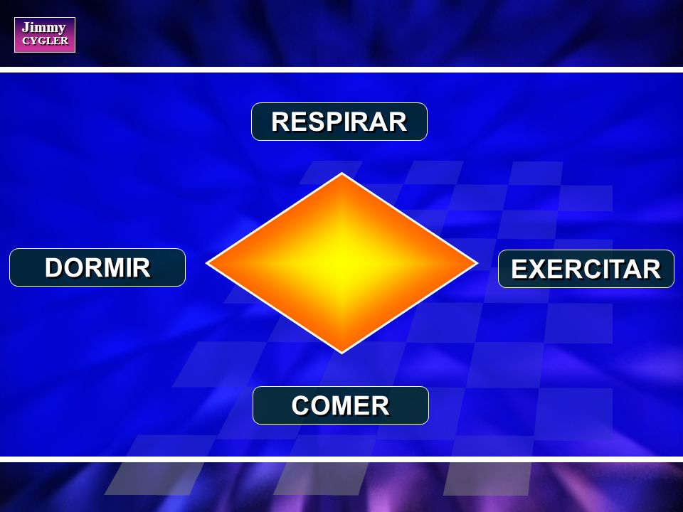 RESPIRAR DORMIR EXERCITAR COMER