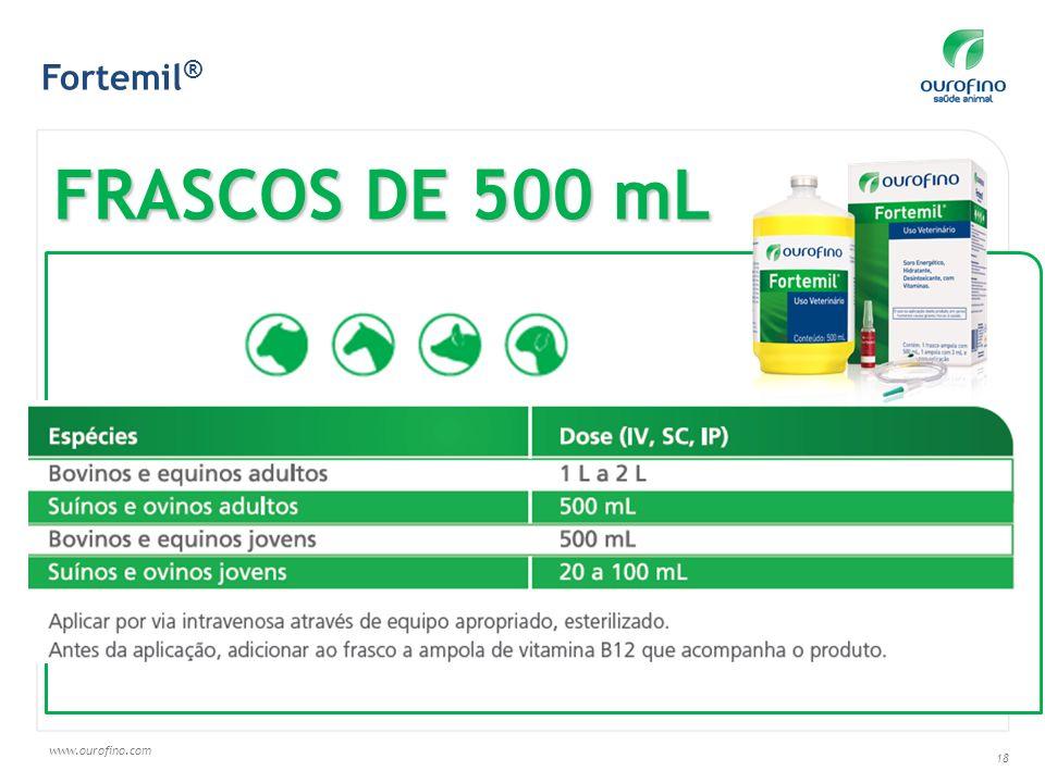 Fortemil® FRASCOS DE 500 mL