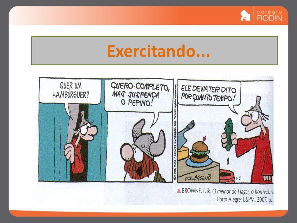 Exercitando...