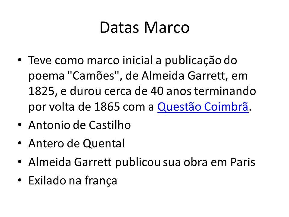Datas Marco