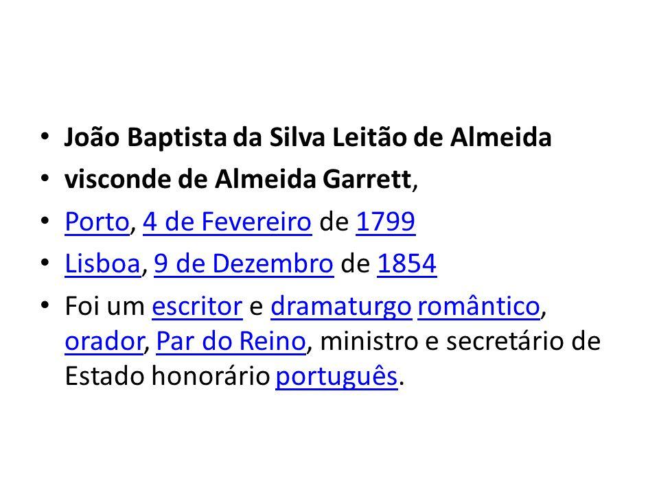 João Baptista da Silva Leitão de Almeida
