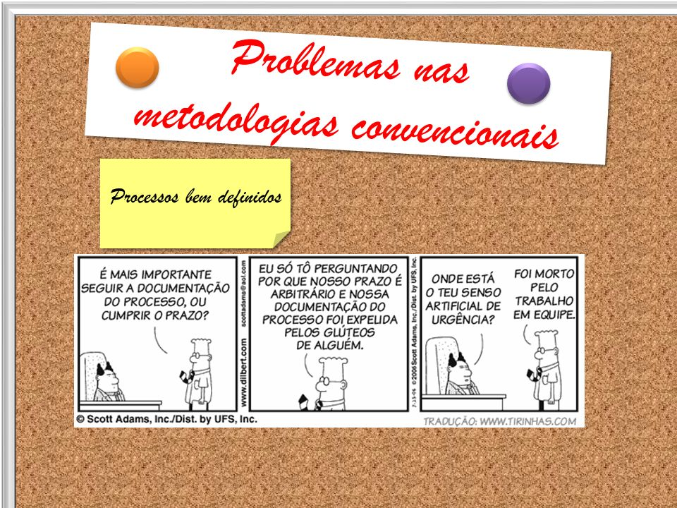 metodologias convencionais