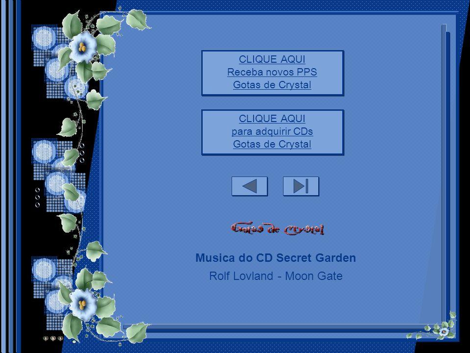 Musica do CD Secret Garden Rolf Lovland - Moon Gate