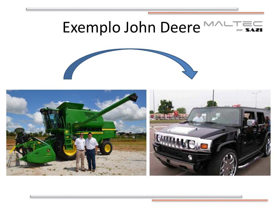 Exemplo John Deere