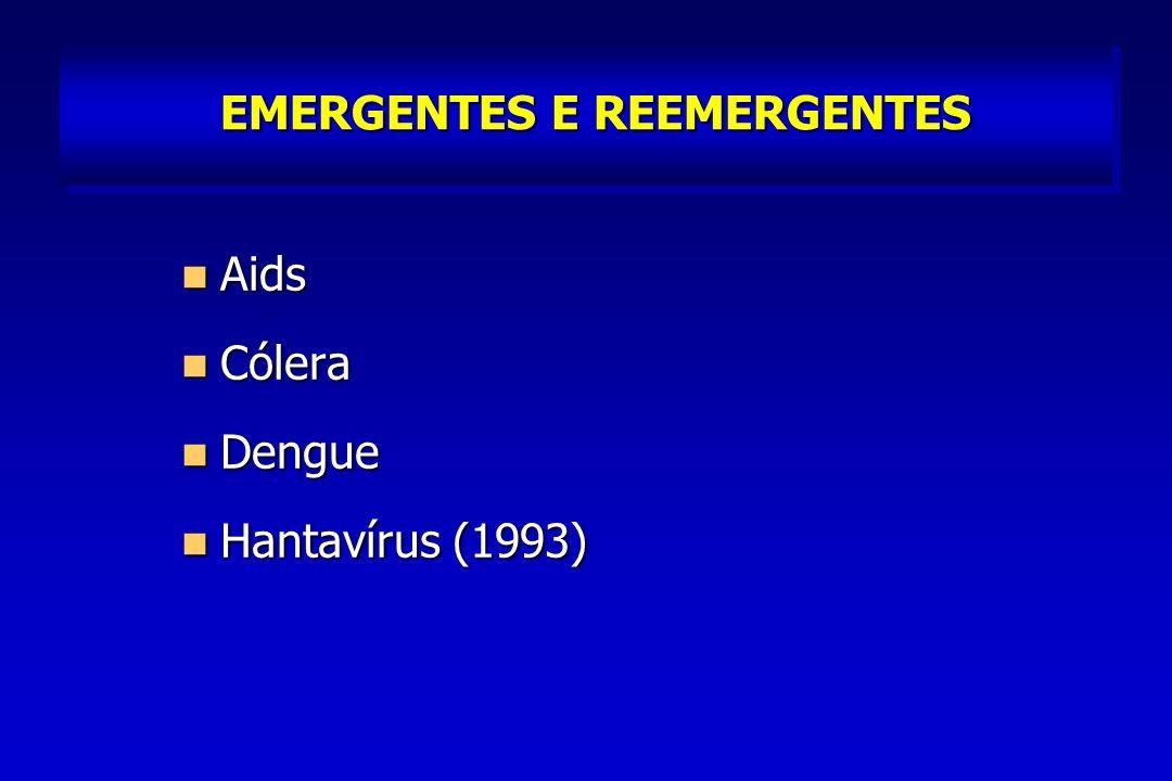 EMERGENTES E REEMERGENTES