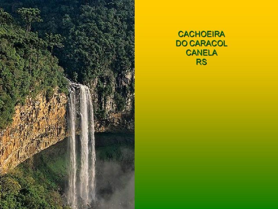 CACHOEIRA DO CARACOL CANELA RS