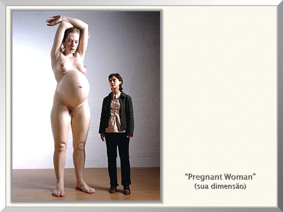Pregnant Woman (sua dimensão)