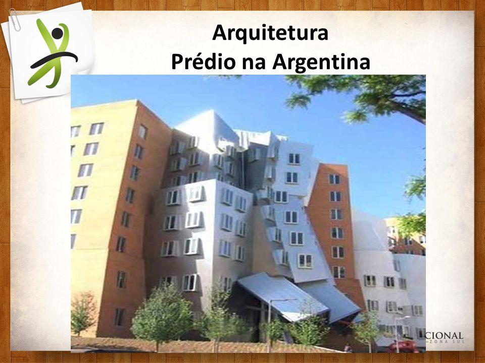 Arquitetura Prédio na Argentina