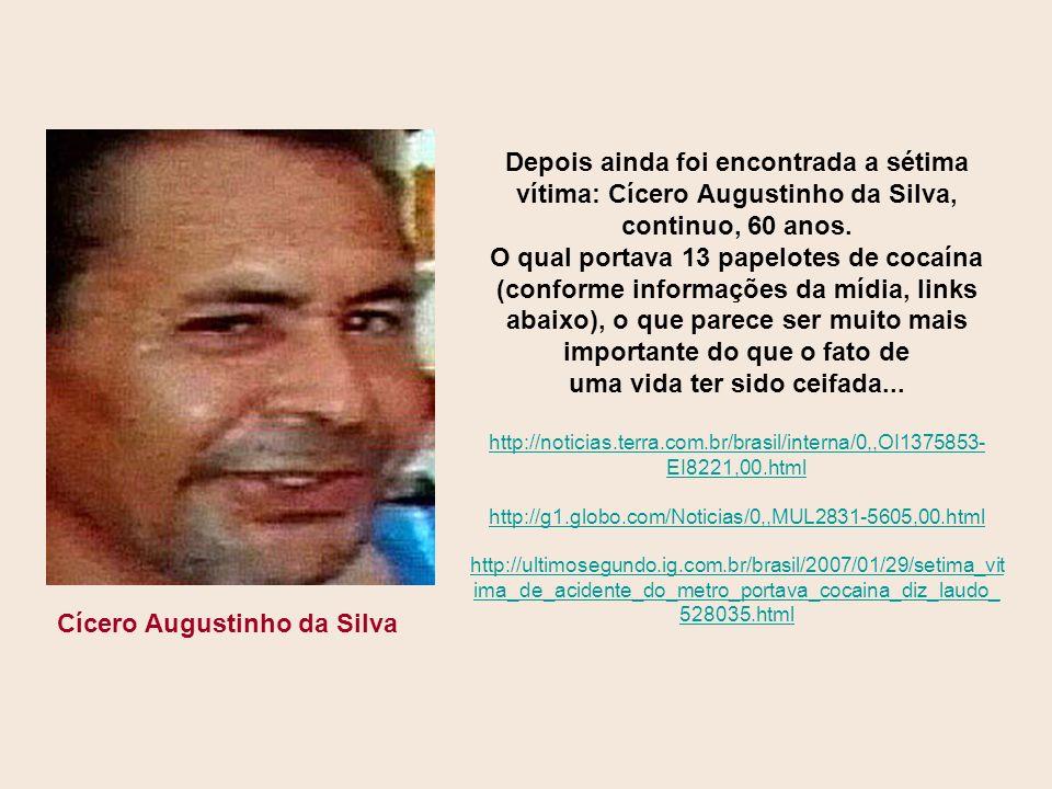 Cícero Augustinho da Silva