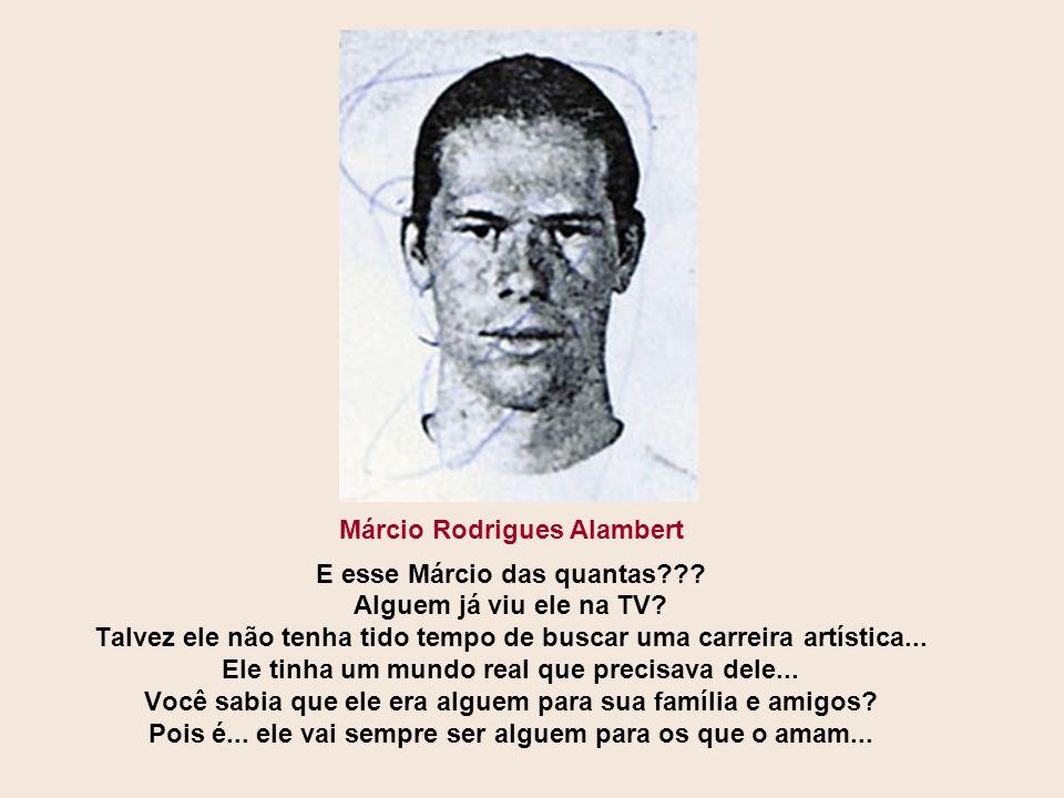 Márcio Rodrigues Alambert