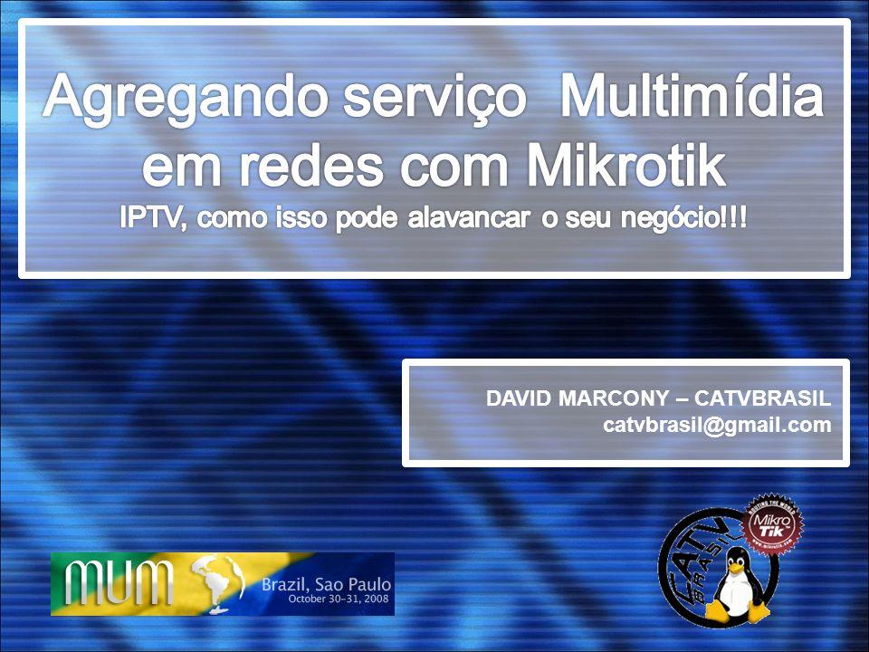 Agregando serviço Multimídia em redes com Mikrotik IPTV, como isso pode alavancar o seu negócio!!!