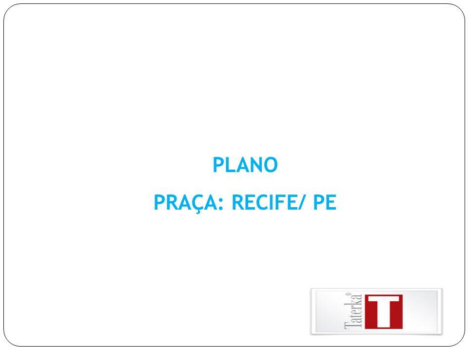 PLANO PRAÇA: RECIFE/ PE